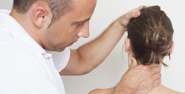 inflammation i nacken symptom